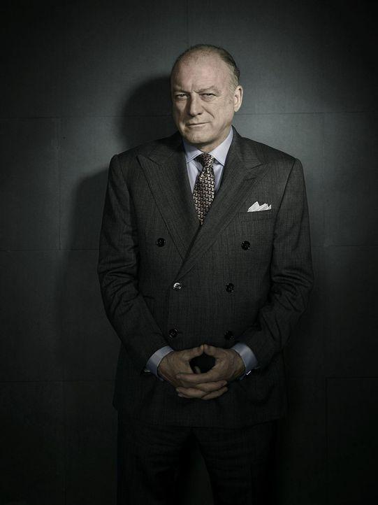 (1. Staffel) - Der mächtigste Mann in Gotham City: Carmine Falcone (John Doman) kontrolliert das organisierte Verbrechen in der Stadt ... - Bildquelle: Warner Bros. Entertainment, Inc.