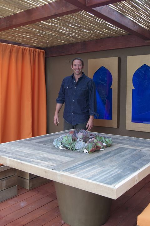 Josh Temple - Bildquelle: 2012, DIY Network/Scripps Networks, LLC. All Rights Reserved.