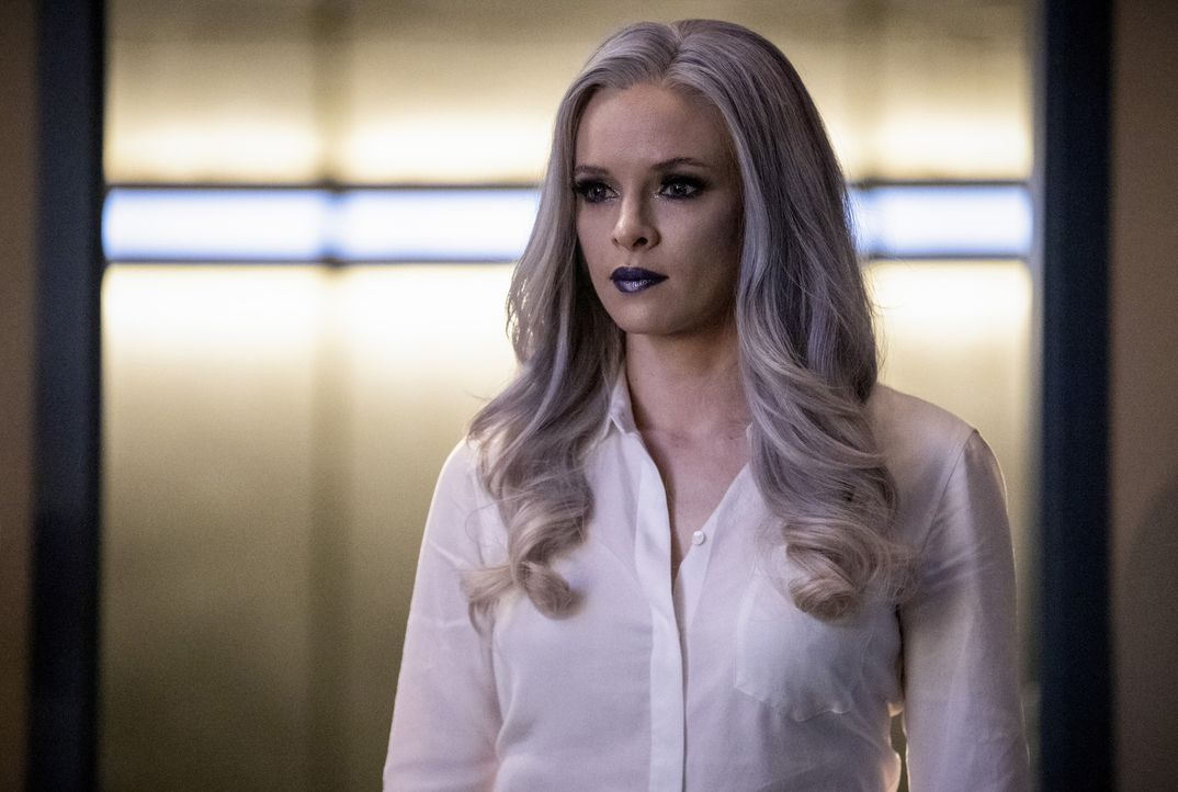 Killer Frost (Danielle Panabaker) - Bildquelle: Jack Rowand 2018 The CW Network, LLC. All rights reserved.