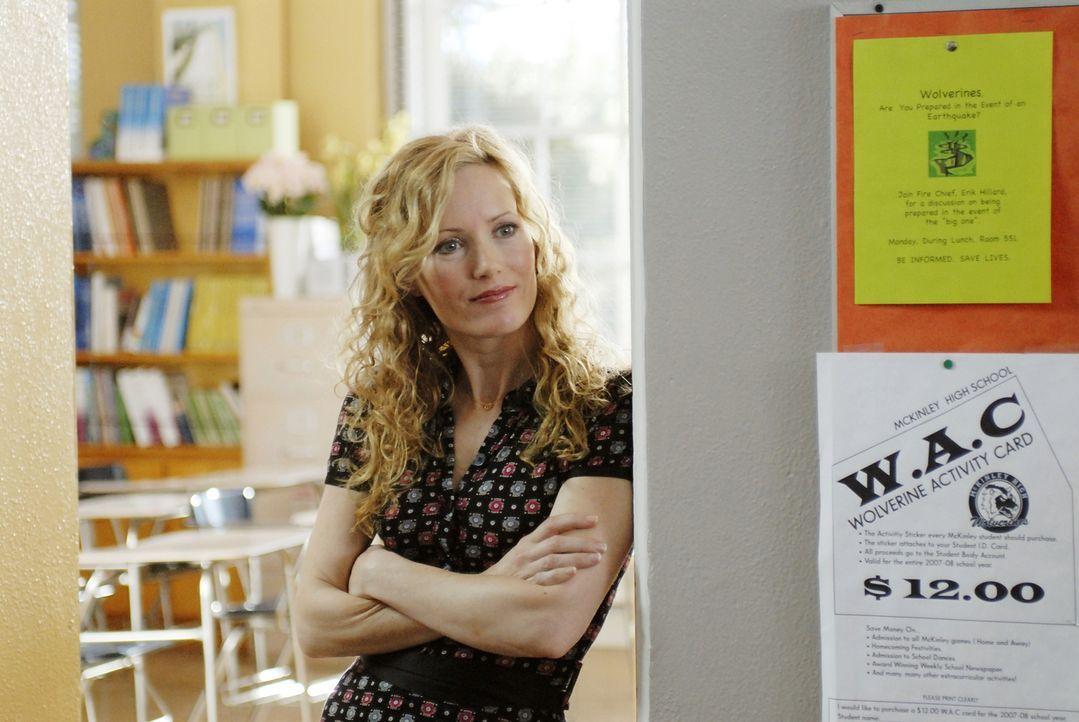 Will auch einen eigenen Bodyguard haben: Lisa (Leslie Mann) ... - Bildquelle: 2007 Paramount Pictures