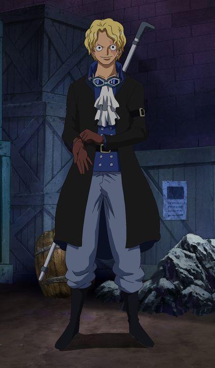 Sabo - Bildquelle: Eiichiro Oda/Shueisha, Toei Animation