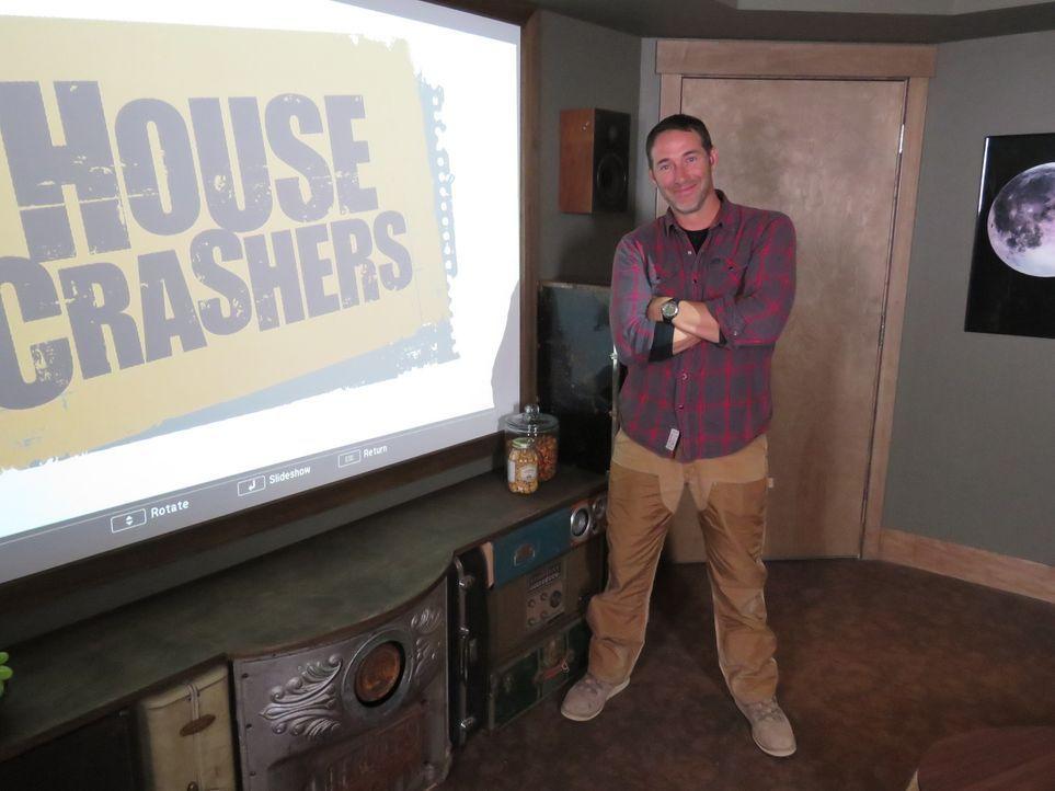 (12. Staffel) - Er greift verzweifelten Heimwerkern unter die Arme: Bauunternehmer Josh Temple ... - Bildquelle: 2015, DIY Network/Scripps Networks, LLC. All Rights Reserved.