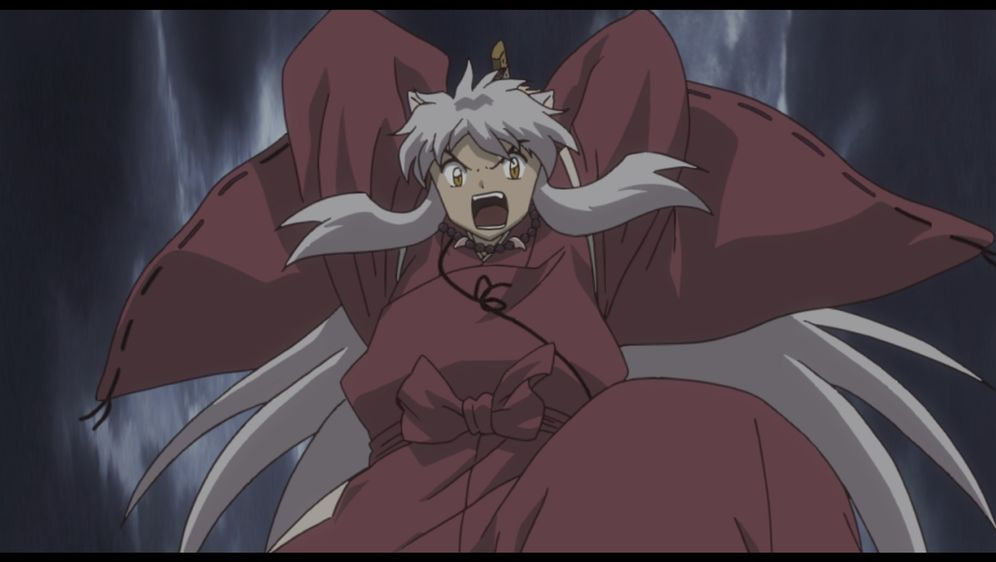 Inuyasha - Fire on the Mystic Island - Bildquelle: 2004 Rumiko Takahashi / Shogakukan-YTV-Sunrise-ShoPro-NTV-Toho-Yomiuri-TV Enterprise All Rights Reserved