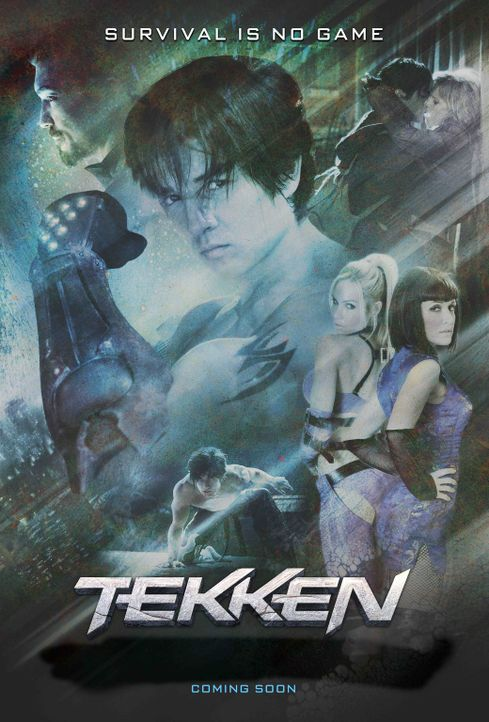 Tekken - Plakatmotiv - Bildquelle: 2010 CST PRODUCTIONS, LLC   ALL RIGHTS RESERVED