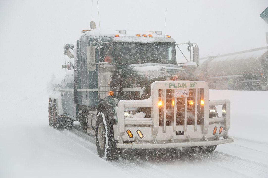 Auf einem Highway hat sich ein schwerer Unfall ereignet und die gesamte Stra... - Bildquelle: Great Pacific Media Company