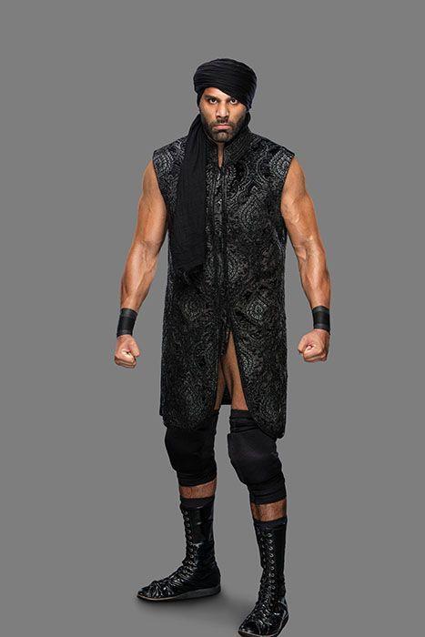 Jinder_08152016ca_030 - Bildquelle: 2016 WWE, Inc. All Rights Reserved.
