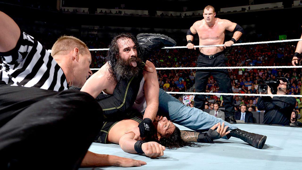 SmackDown 07. September3