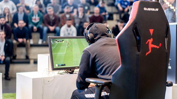 Virtual Bundesliga Fifa 20