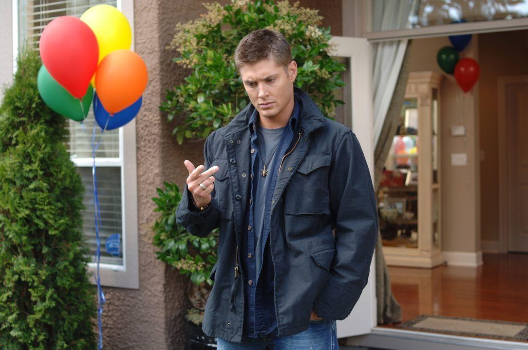 Als Ben plötzlich verschwindet, entdecken Sam und Dean (Jensen Ackles), dass eine dunkle Bedrohung dahinter steckt ... - Bildquelle: Warner Bros. Television