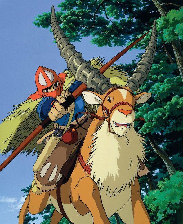 Ashitaka - Bildquelle: Wild Bunch