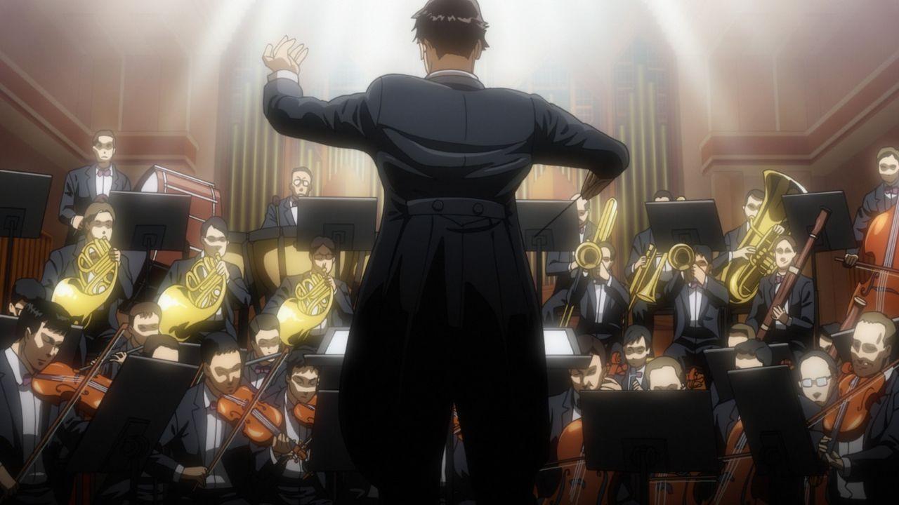 "Dirigent - Bildquelle: H.Furudate / Shueisha,""Haikyu!!?Project, MBS"