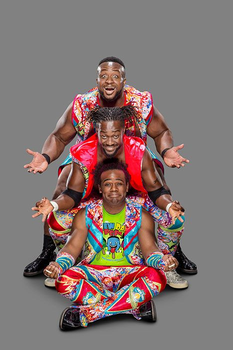 NEW DAY_06212016sb_0039 - Bildquelle: 2016 WWE, Inc. All Rights Reserved.