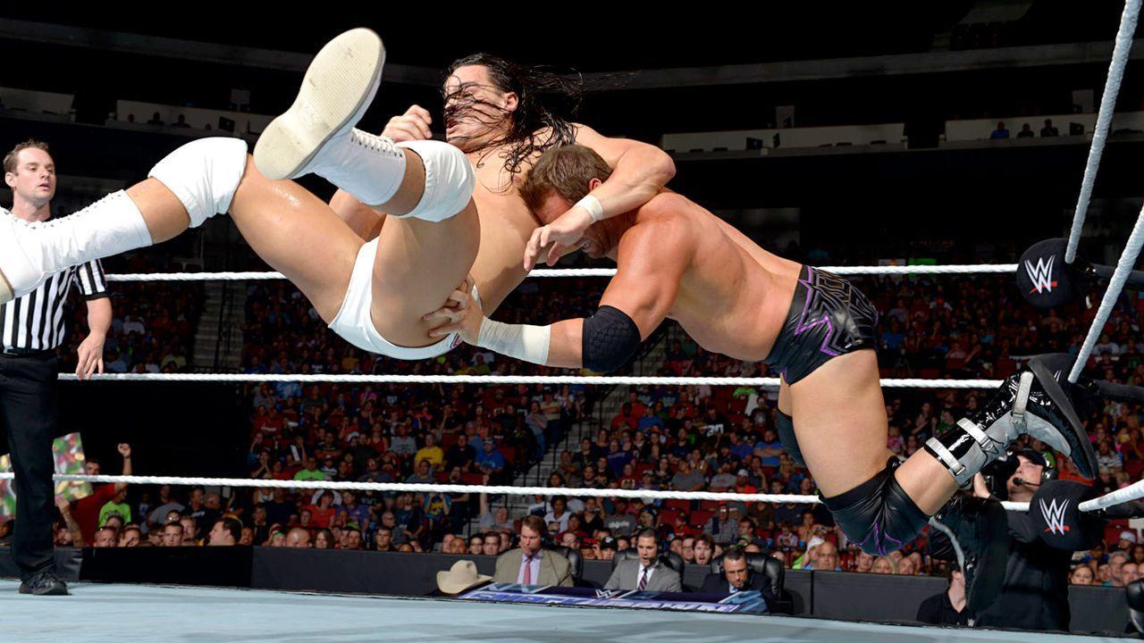 SmackDown 07. September11