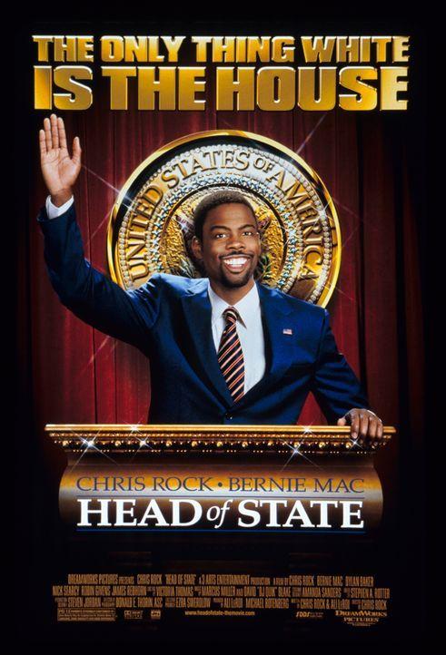 Head of State - Das Weiße Haus sieht schwarz - Bildquelle: DreamWorks SKG