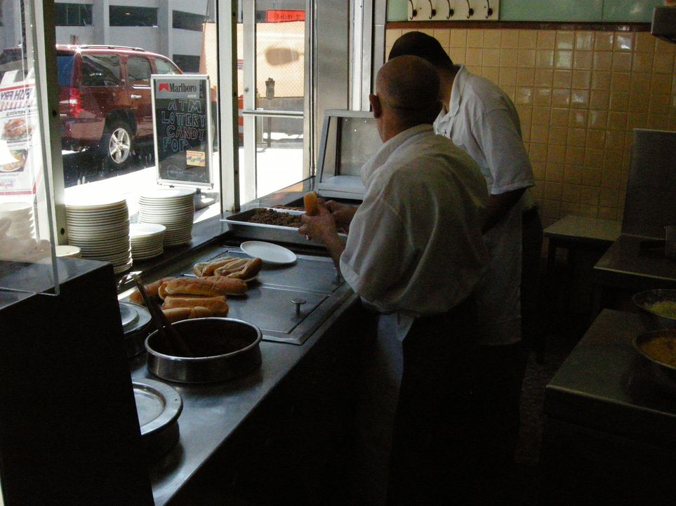 85-kg-Burger in Detroit - Bildquelle: 2009, The Travel Channel, L.L.C.