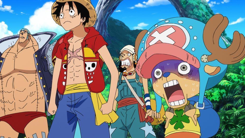 One Piece: Nebulandia - Bildquelle: Film   1999 Toei Animation Co., Ltd.