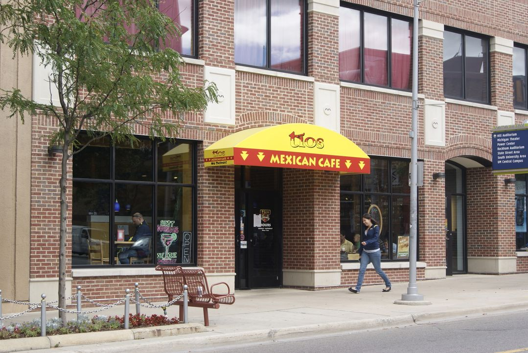 Nacho-Gipfel in Ann Arbor - Bildquelle: 2009, The Travel Channel, L.L.C./Sharp Entertainment