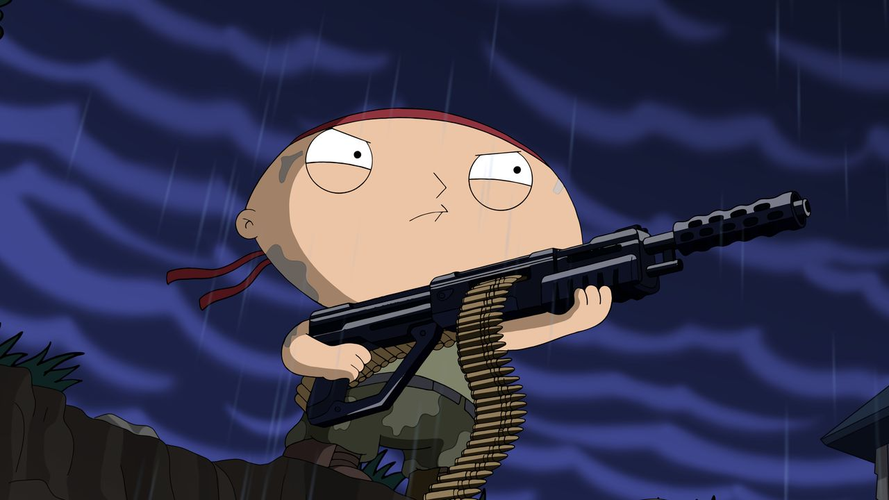 Stewie Griffin - Bildquelle: 2018-2019 Fox and its related entities. All rights reserved.