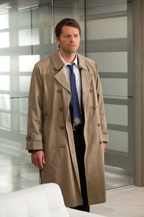 Nachdem er aus dem Fegefeuer entkommen ist, weiß Castiel (Misha Collins) nicht mehr, wem er noch trauen kann ... - Bildquelle: Warner Bros. Television