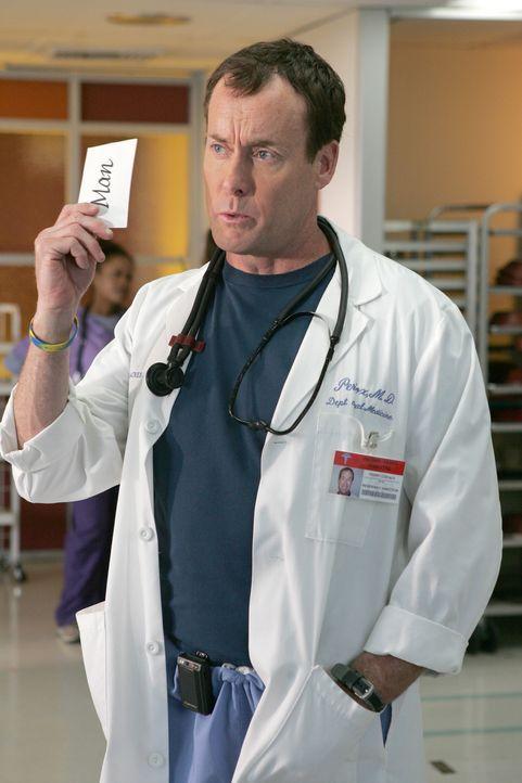 J.D. ist inzwischen zum Facharzt aufgestiegen und steht somit auf der gleichen Stufe wie Dr. Cox (John C. McGinley), was dieser natürlich ganz und g... - Bildquelle: Touchstone Television