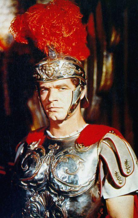 Nach seinem Eintritt in die römische Armee verfolgt Messala (Stephen Boyd) die Familie seines früheren Jugendfreundes Ben Hur mit gnadenlosem Hass .... - Bildquelle: Metro-Goldwyn-Mayer (MGM)