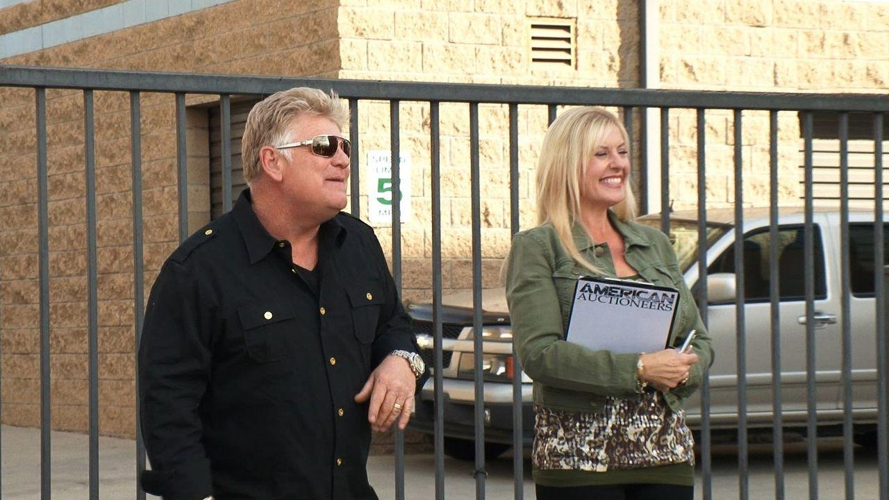 Heute geht es für die Käufer in die Berge. Rene und Casey wollen ihren Ruf w... - Bildquelle: A&E Television Networks, LLC. All Rights Reserved.