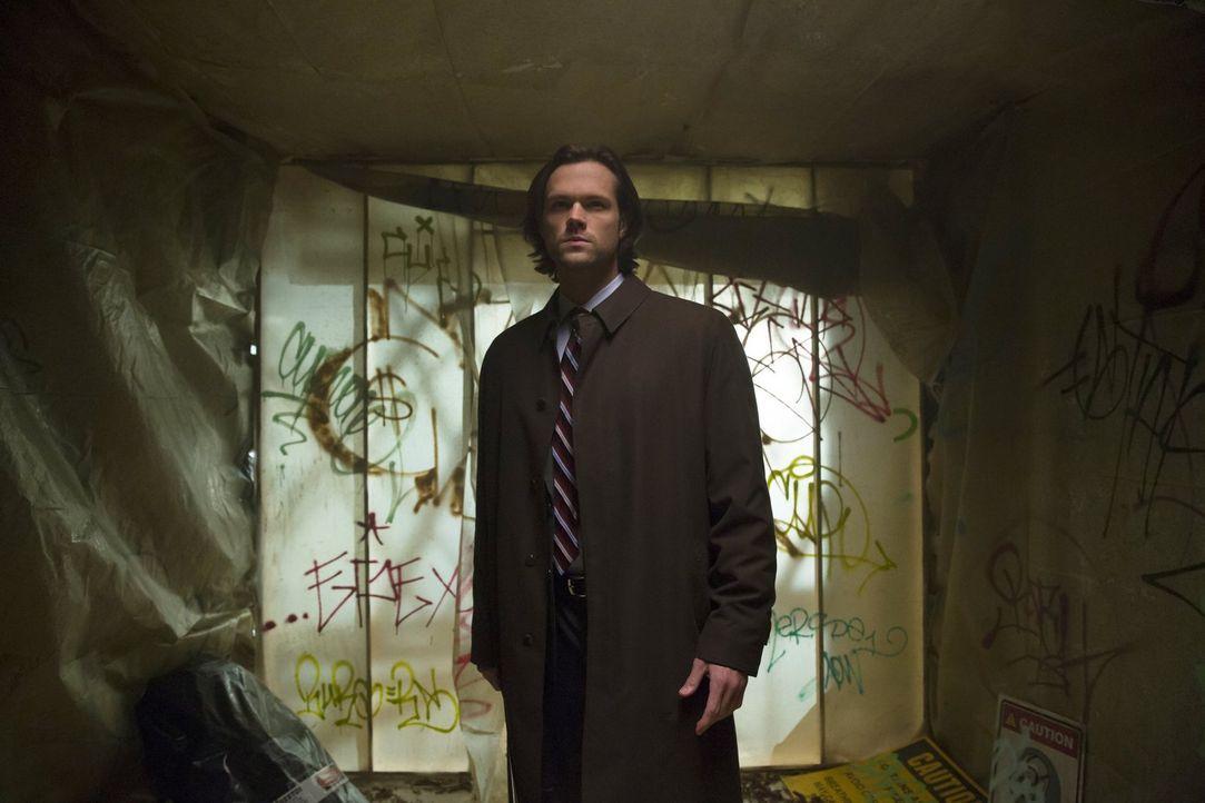 Als in der Heimat von Jody und ihren Ziehtöchtern seltsame Dinge geschehen, ruft Claire Sam (Jared Padalecki) und Dean zu Hilfe. Erkennen diese noch... - Bildquelle: 2014 Warner Brothers