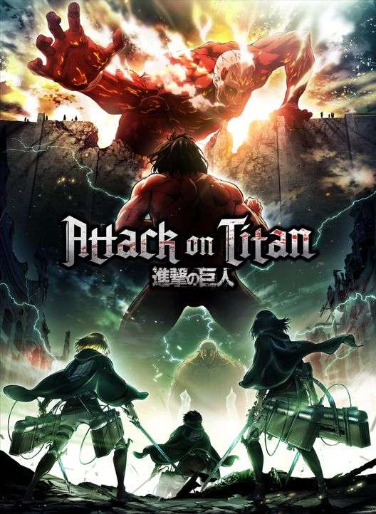 (2. Staffel) - Attack on Titan - Artwork - Bildquelle: Hajime Isayama, Kodansha/ÒATTACK ON TITANÓ Production Committee. All Rights Reserved.