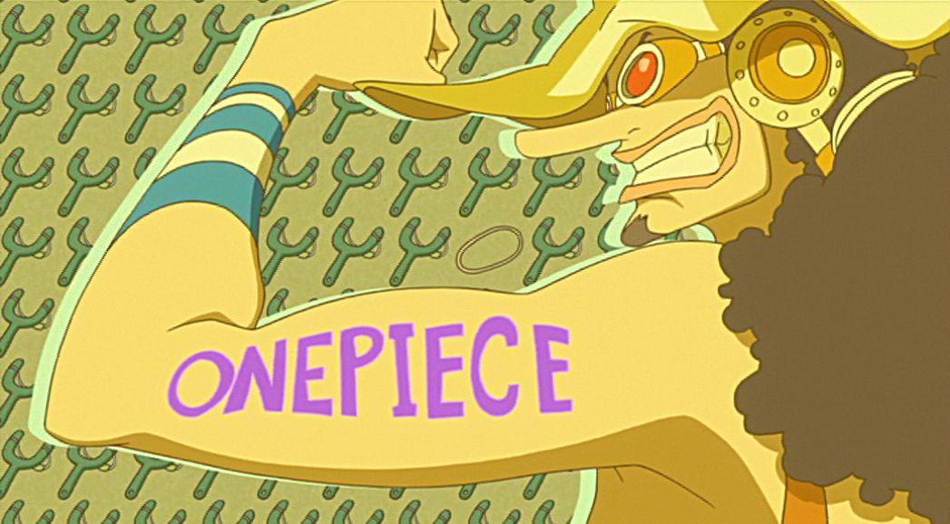 Lysop - Chopper - Das vierte Mitglied der Strohhut-Bande - Bildquelle: Eiichiro Oda/Shueisha, Toei Animation