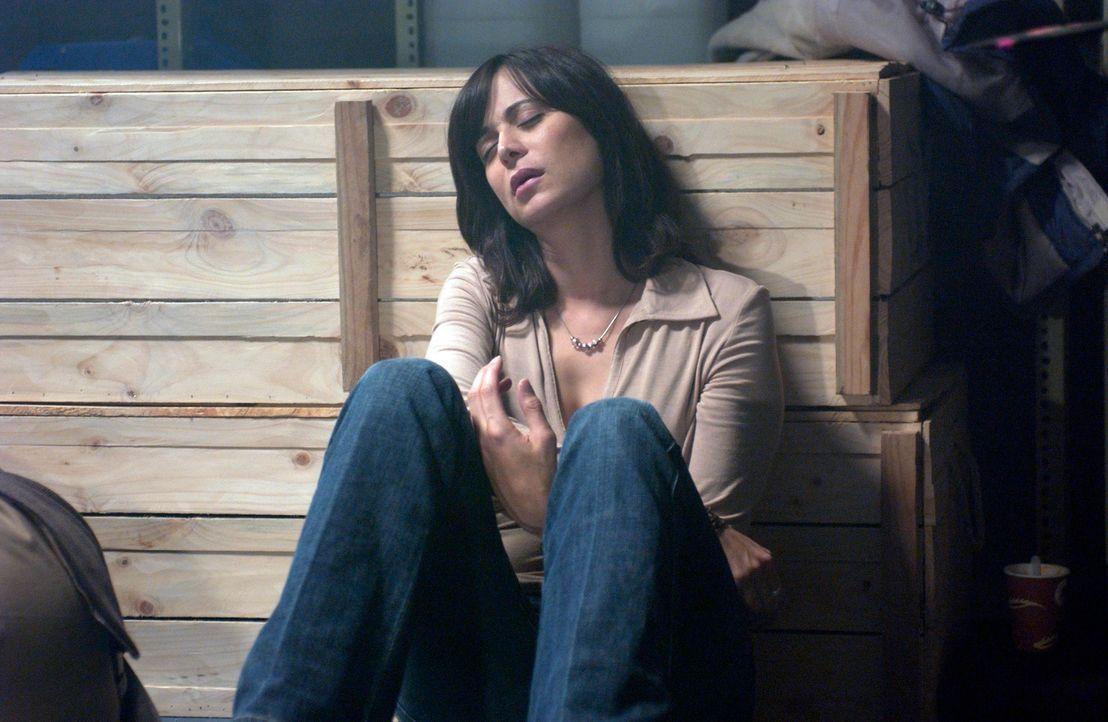 Emily (Catherine Bell) kann nicht mehr. Sie beschließt, aus dem Unternehmen auszusteigen, doch dann findet sie keinen neuen Job ... - Bildquelle: The Sci-Fi Channel