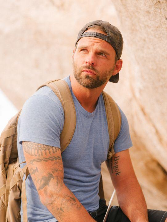 "Rob ""Caveman"" Alleva - Bildquelle: Licensed by A&E Television Networks, LLC"