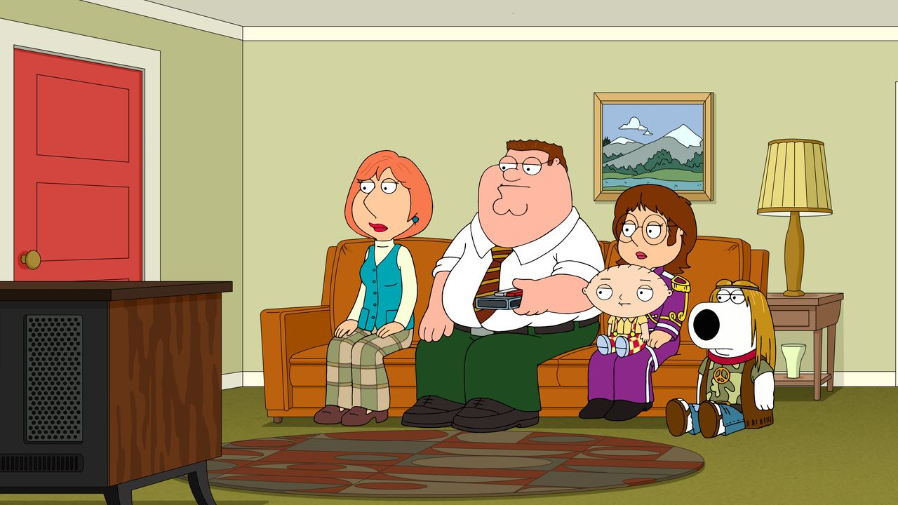 Family Guy im Laufe der Jahre - Bildquelle: 2018-2019 Fox and its related entities. All rights reserved.