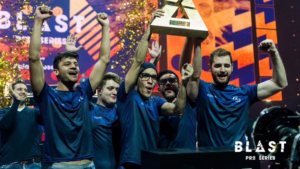 ran eSports: Counter-Strike live - Blast Pro Series Sao Paulo - Bildquelle: RFRSH Entertainment