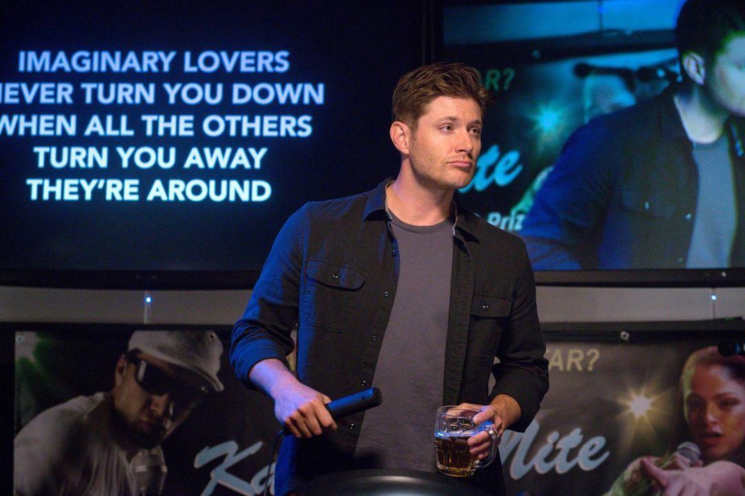 Nachdem Crowley Dean (Jensen Ackles) zu einem seiner Verbündeten gemacht hat, genießt Dean sein neues Dasein in vollen Zügen. Doch Sam will ihn nich... - Bildquelle: 2016 Warner Brothers