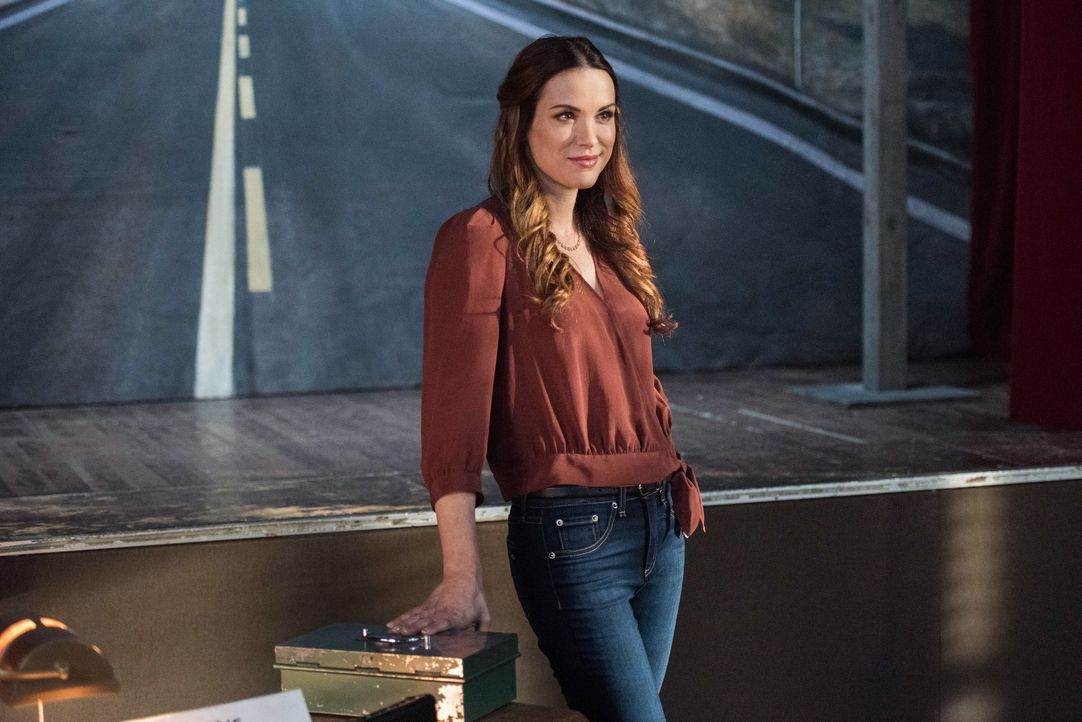 Schwester Jo alias Anael (Danneel Ackles) - Bildquelle: Dean Buscher 2018 The CW Network, LLC. All Rights Reserved / Dean Buscher