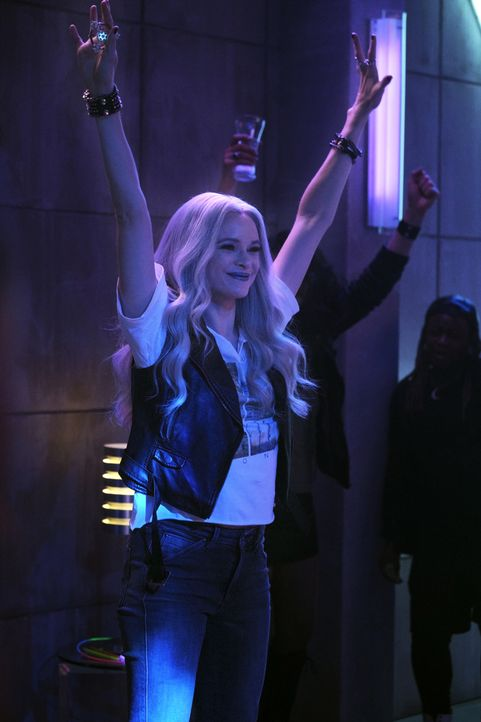 Killer Frost (Danielle Panabaker) - Bildquelle: Jeff Weddell 2019 The CW Network, LLC. All rights reserved. / Jeff Weddell