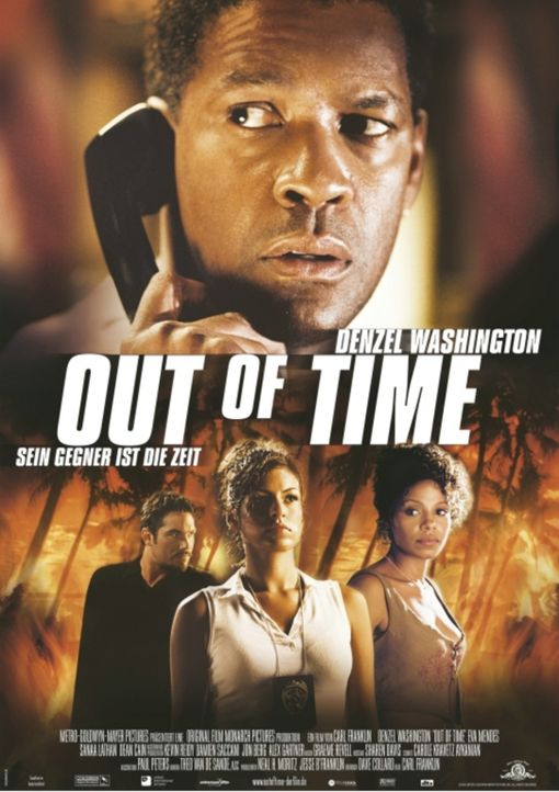 Out of Time - Sein Gegner ist die Zeit - Bildquelle: Metro-Goldwyn-Mayer Studios Inc. All Rights Reserved.