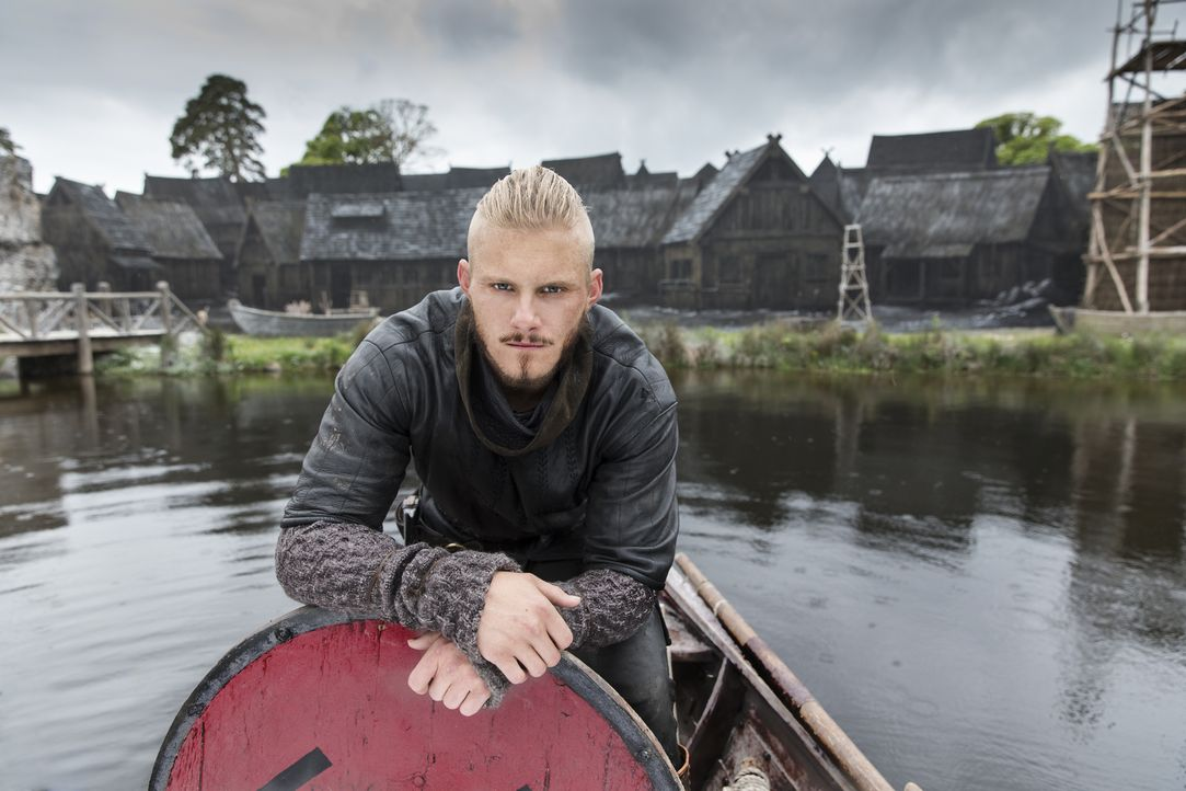 (4. Staffel) - Ein leidenschaftlicher und mutiger Kämpfer: Ragnars Sohn Bjorn (Alexander Ludwig) ... - Bildquelle: 2016 TM PRODUCTIONS LIMITED / T5 VIKINGS III PRODUCTIONS INC. ALL RIGHTS RESERVED.