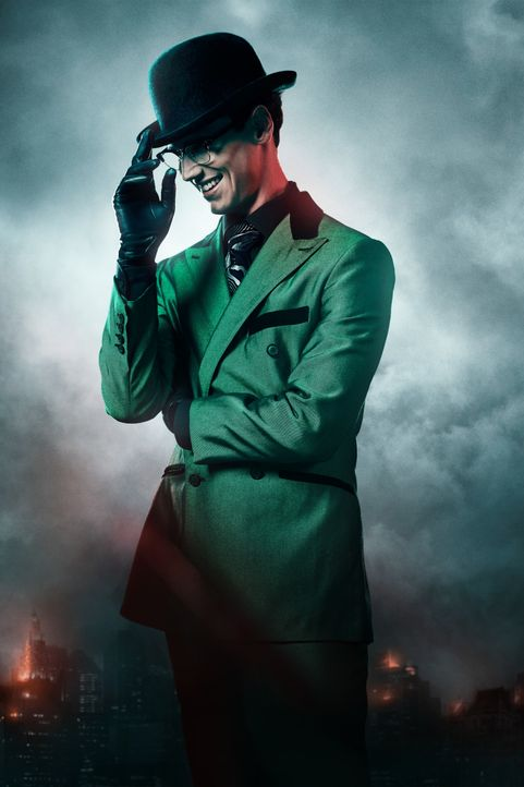 (5. Staffel) - Edward Nygma (Cory Michael Smith) - Bildquelle: 2018 Warner Bros. Entertainment Inc.  All Rights Reserved.