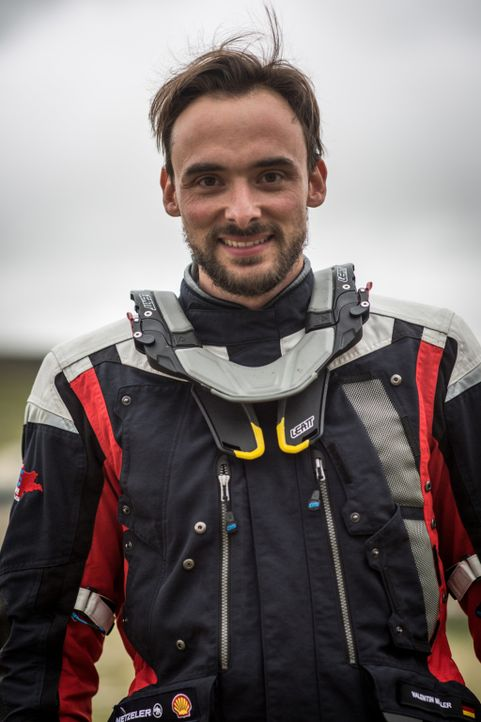 Wie schlägt sich Enduro-Fahrer Valentin Müller bei der anspruchsvollen Offroad-Challenge?