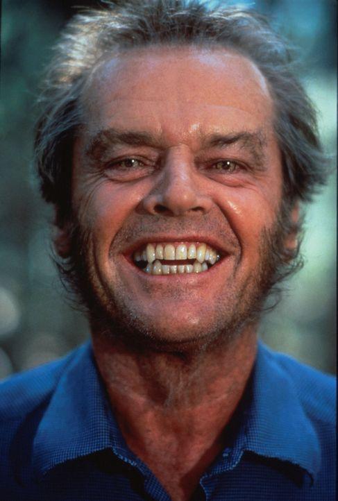 Verlagslektor Will Randall (Jack Nicholson) verwandelt sich bei Vollmond in einen reißenden Werwolf ... - Bildquelle: Columbia TriStar