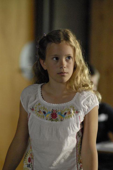 Hat sich ohne Dianas Wissen wieder in die Schule geschlichen: Maia (Conchita Campbell) ... - Bildquelle: Viacom Productions Inc.