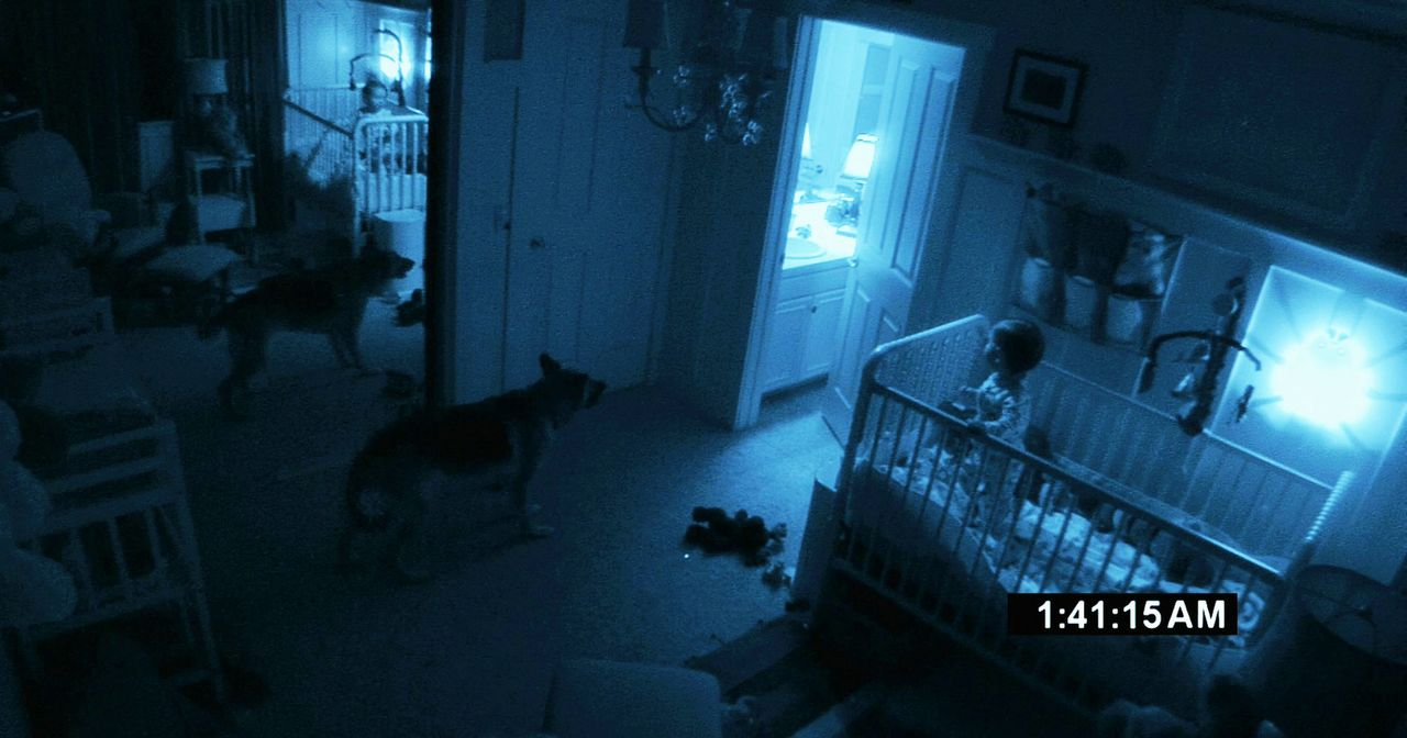 Auch die mutige Schäferhündin Abby kann den kleinen Hunter (Tim Clemens) nicht vor seiner Bestimmung retten ... - Bildquelle: 2010 by Paramount Pictures. All Rights Reserved.