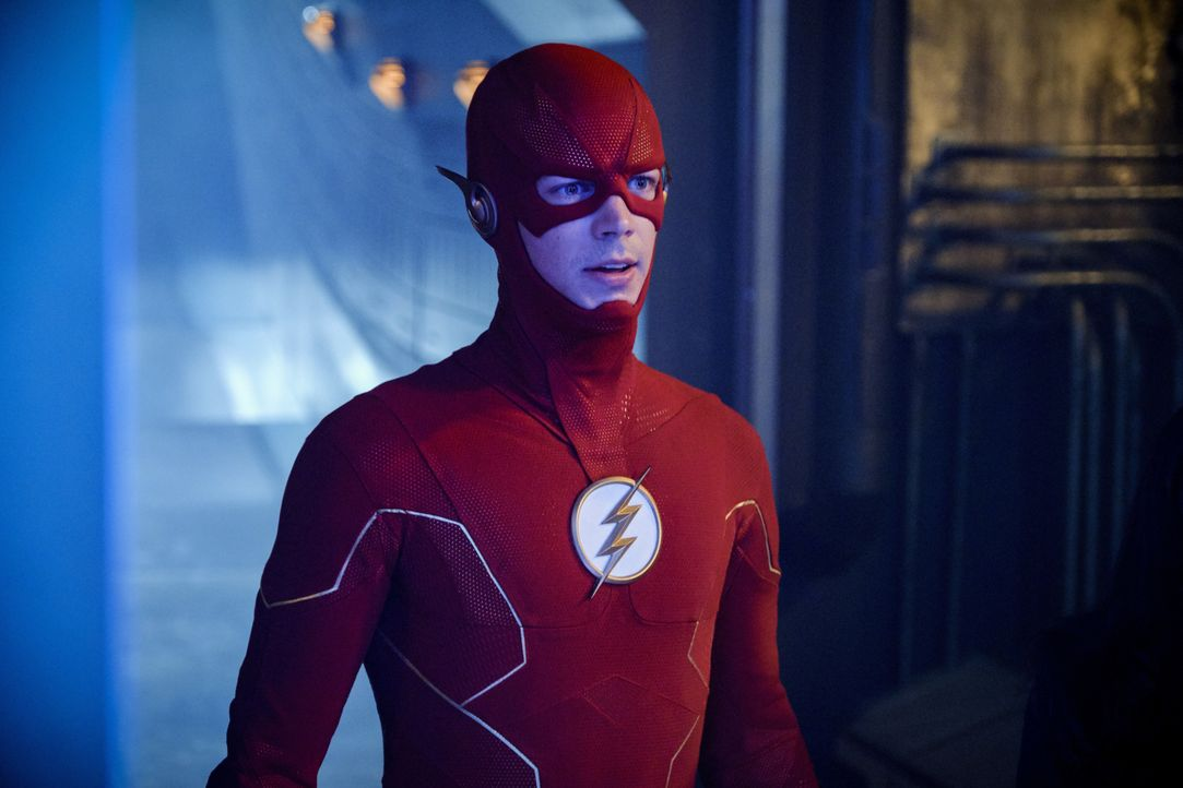 Barry alias The Flash (Grant Gustin) - Bildquelle: Jeff Weddell 2019 The CW Network, LLC. All rights reserved. / Jeff Weddell
