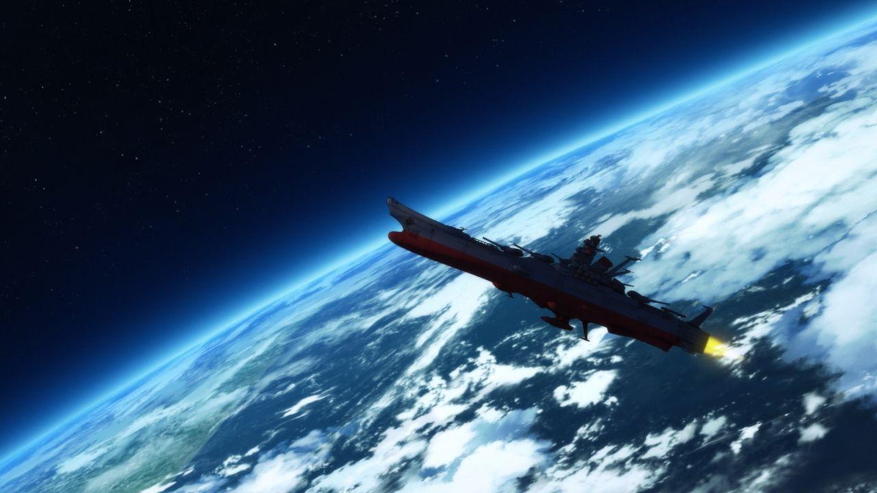 Aufbruch ins Unbekannte - Bildquelle: S.NISHIZAKI/VOYAGER ENTERTAINMENT/STAR BLAZERS 2202 PRODUCTION COMMITTEE