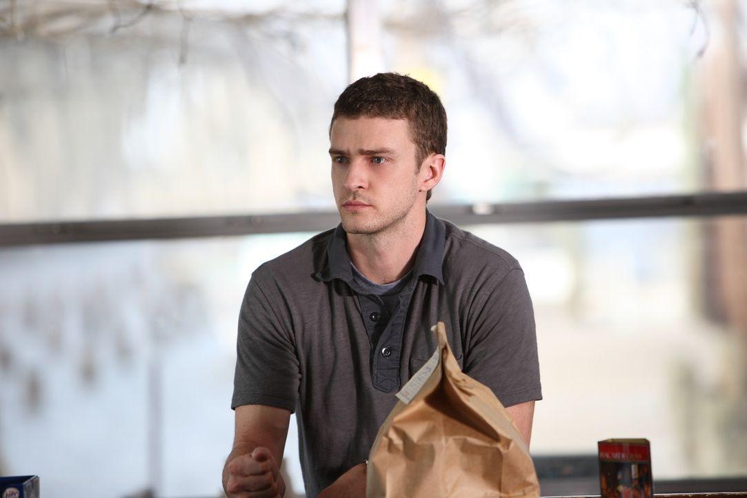 Begibt sich auf eine lange Reise in die Vergangenheit und in die Zukunft: Carlton (Justin Timberlake) ... - Bildquelle: 2008 BY OPEN ROAD INVESTMENTS, LLC. ALL RIGHTS RESERVED