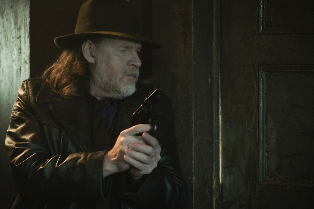 Harvey Bullock (Donal Logue) - Bildquelle: 2019 Fox Broadcasting Co.