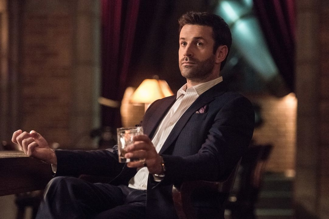 Mick Davies (Adam Fergus) - Bildquelle: Dean Buscher 2016 The CW Network, LLC. All Rights Reserved/Dean Buscher