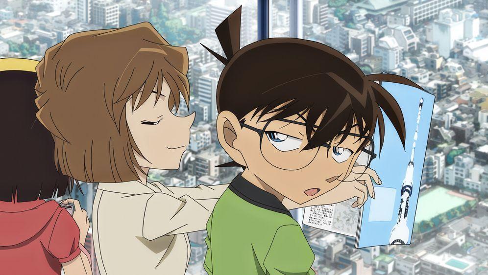 Detektiv Conan: Der Scharfschütze aus einer anderen Dimension - Bildquelle: GOSHO AOYAMA / DETECTIVE CONAN COMMITTEE