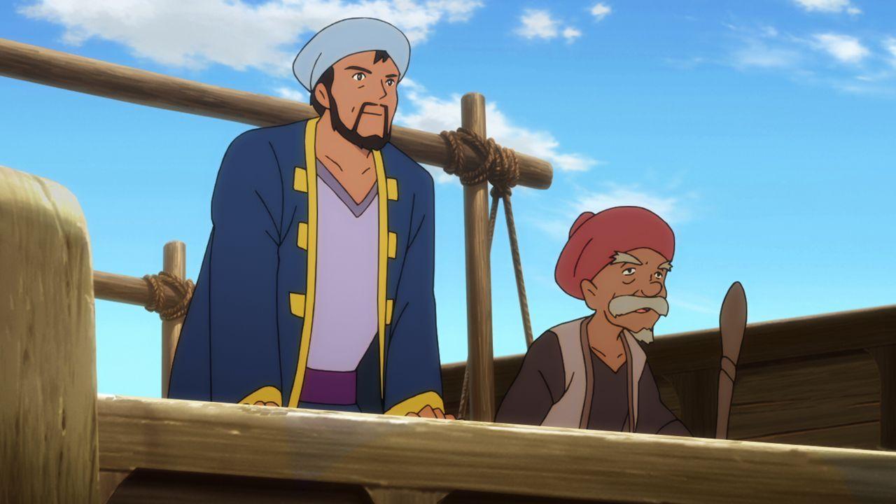 Die Abenteuer des jungen Sinbad - Movie 1 - Bildquelle: PROJECT SINBAD